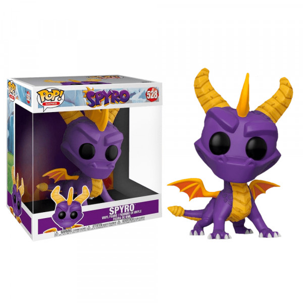 Funko POP! Spyro The Dragon: Spyro 10""