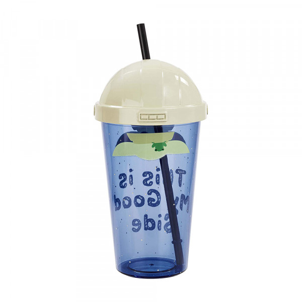 Funko Cup with Straw Star Wars The Mandalorian: This is My Good Side