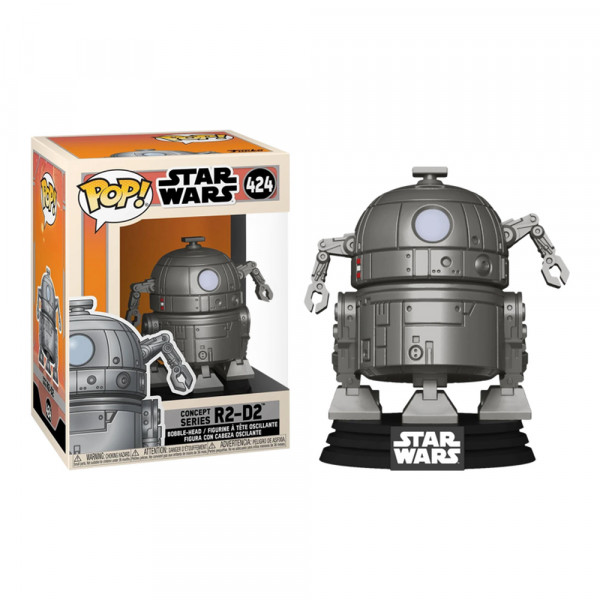 Funko POP! Star Wars: Concept Series R2-D2