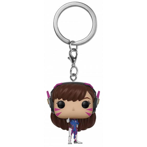 FUNKO POP Keychain Overwatch D.Va
