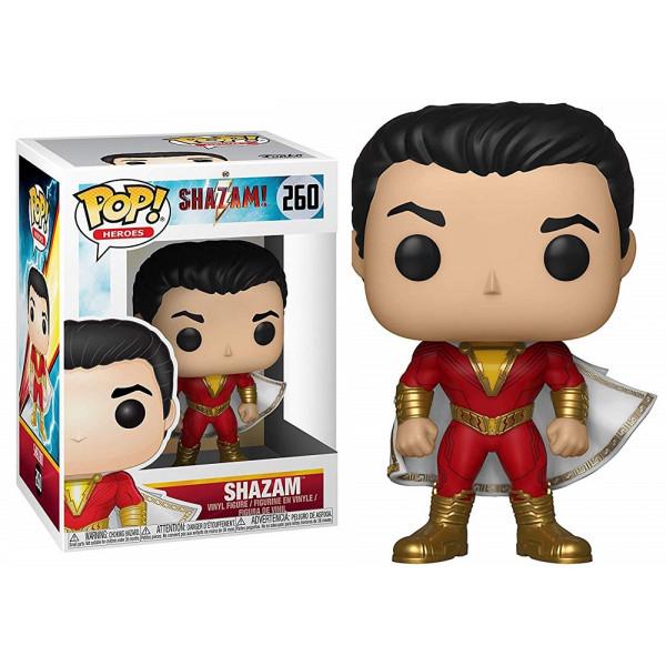 Funko POP! DC Shazam!: Shazam