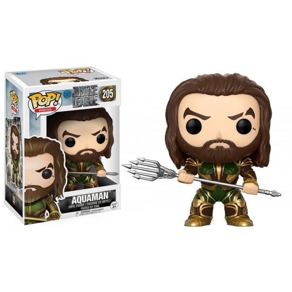 FUNKO POP Heroes: DC Justice League - Aquaman