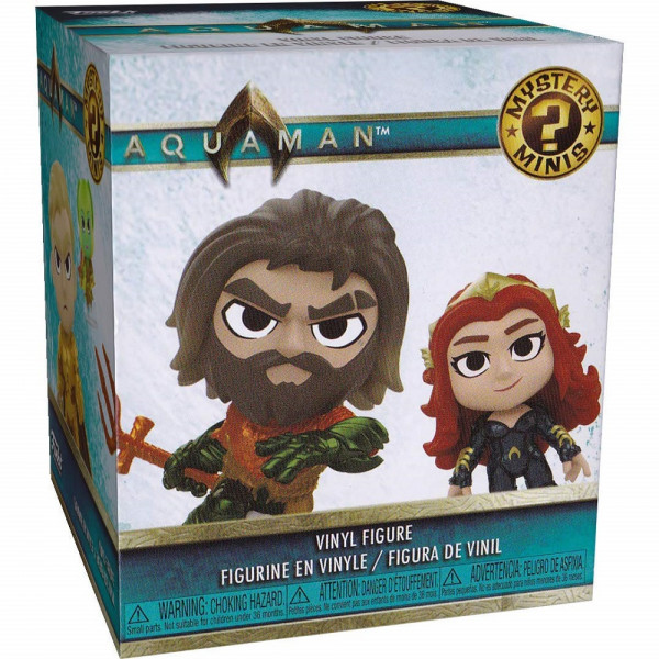 Funko Mystery Mini Blind Box DC Comics: Aquaman