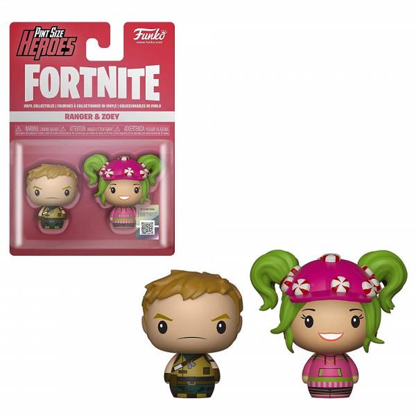 Funko Pint Size Fortnite S1: Ranger & Zoey