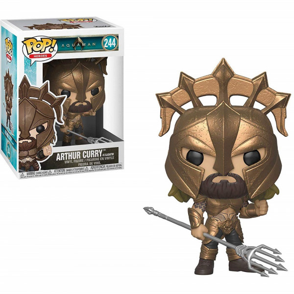 Funko POP! Aquaman: Arthur Curry (as Gladiator)
