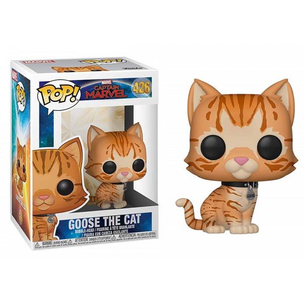 Funko POP! Captain Marvel: Goose the Cat