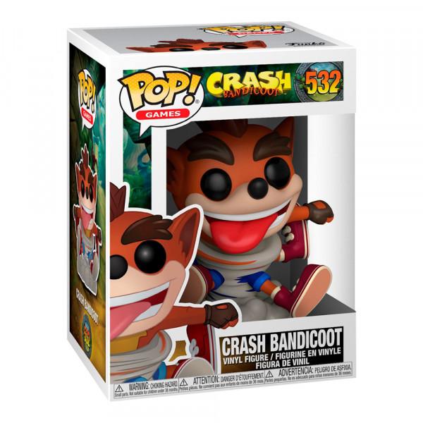 Funko Pop! Crash Bandicoot S3: Crash Bandicoot