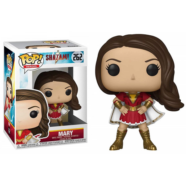 Funko POP! DC Shazam!: Mary