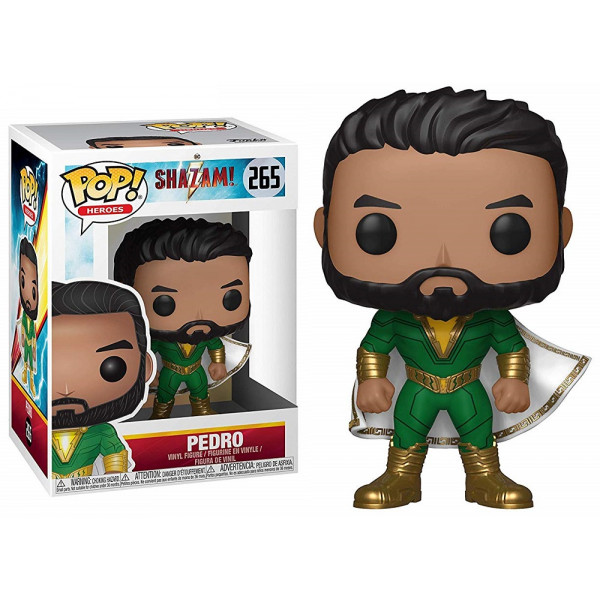 Funko POP! DC Shazam!: Pedro