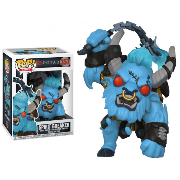 FUNKO POP Dota 2: Spirit Breaker