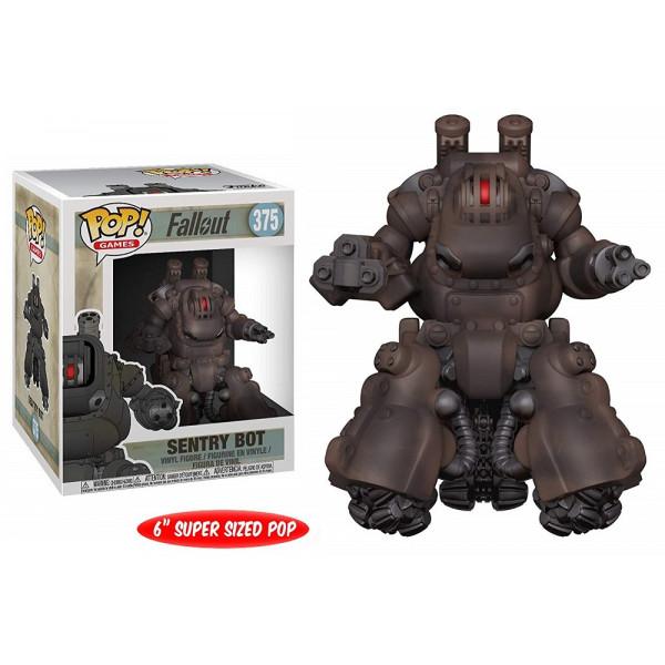 "Funko POP! Fallout S2: Sentry Bot 6"""