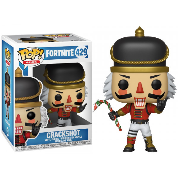 FUNKO POP! Games: Fortnite S1 - Crackshot