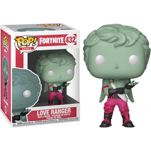 FUNKO POP! Games: Fortnite S1 - Love Ranger