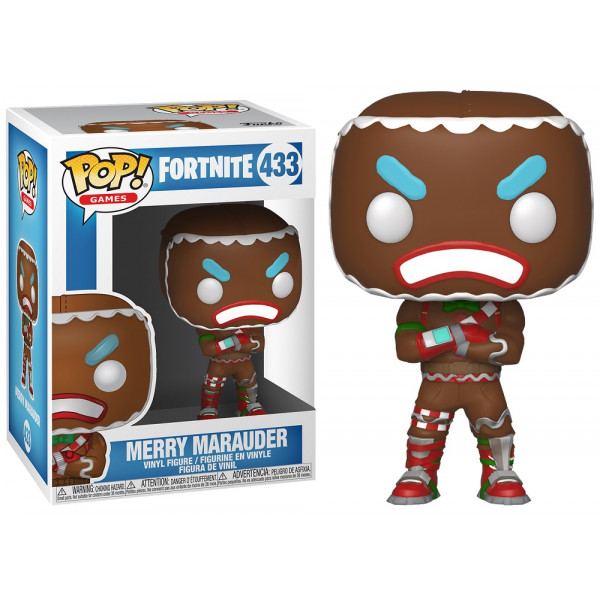 FUNKO POP! Games: Fortnite S1 - Merry Marauder