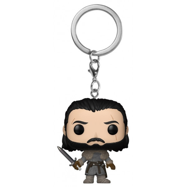 Funko POP! Keychain Game of Thrones S8: Jon Snow