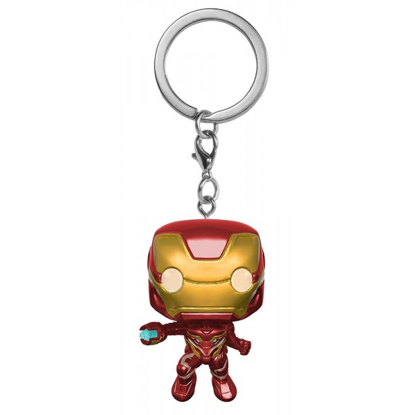 FUNKO POP Keychain Marvel Avengers Infinity War Iron Man