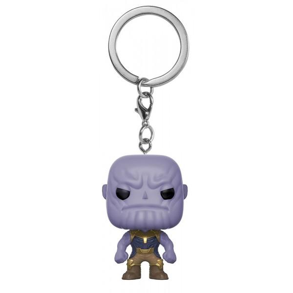 FUNKO POP Keychain Marvel Avengers Infinity War Thanos