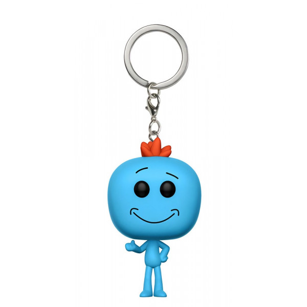 Funko POP! Keychain Rick and Morty: Mr. Meeseeks