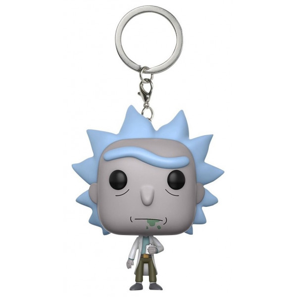 Funko POP! Keychain Rick and Morty: Rick