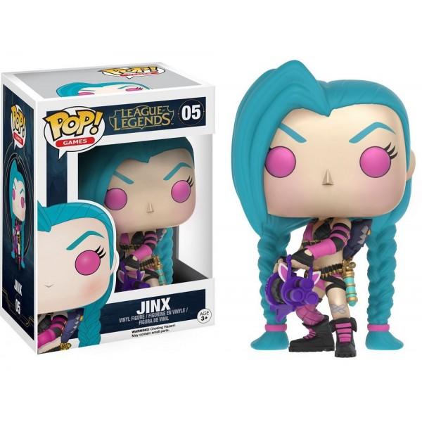 Funko POP League of Legends Jinx