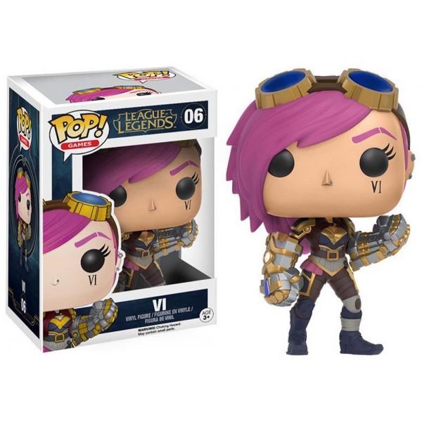 Funko POP League of Legends Vi