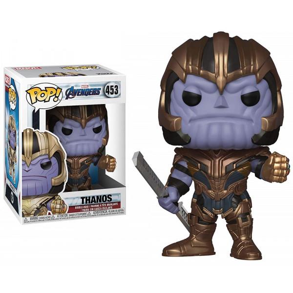 Funko POP! Marvel Avengers Endgame: Thanos