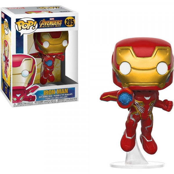 FUNKO POP Marvel: Avengers Infinity War Iron Man