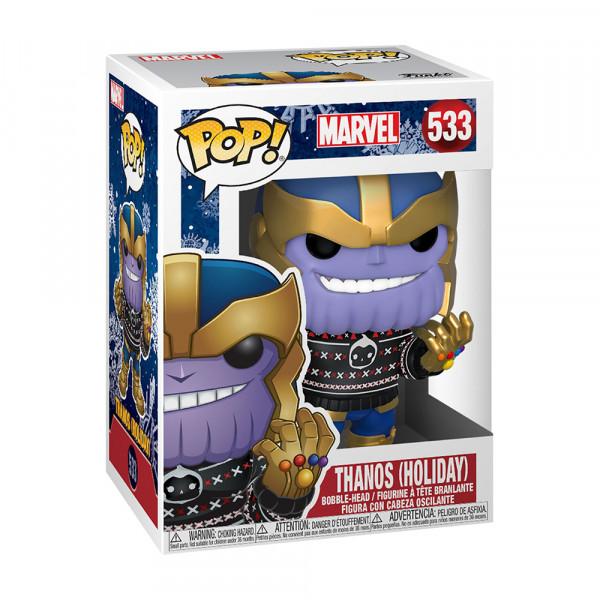 Funko POP! Marvel Holiday: Thanos