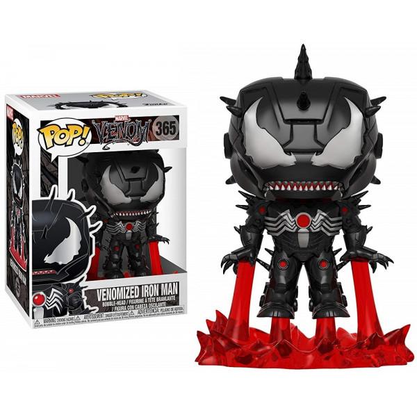 FUNKO POP Marvel Venom: Venom/Iron Man