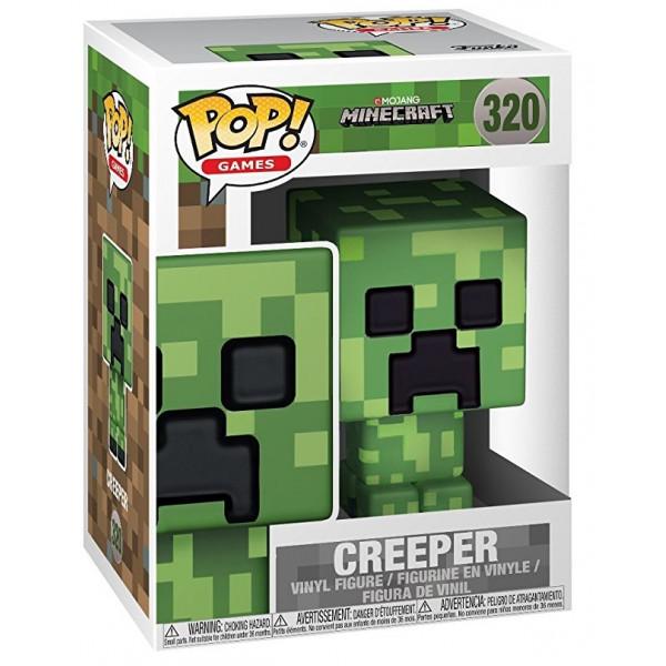 FUNKO POP Minecraft Creeper