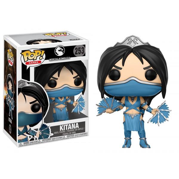 FUNKO POP Mortal Kombat X Kitana
