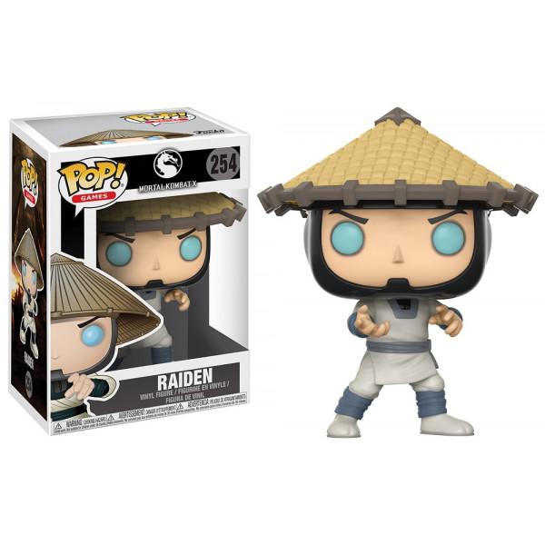 FUNKO POP Mortal Kombat X Raiden
