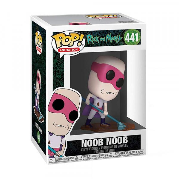 Funko POP! Rick and Morty: Noob Noob