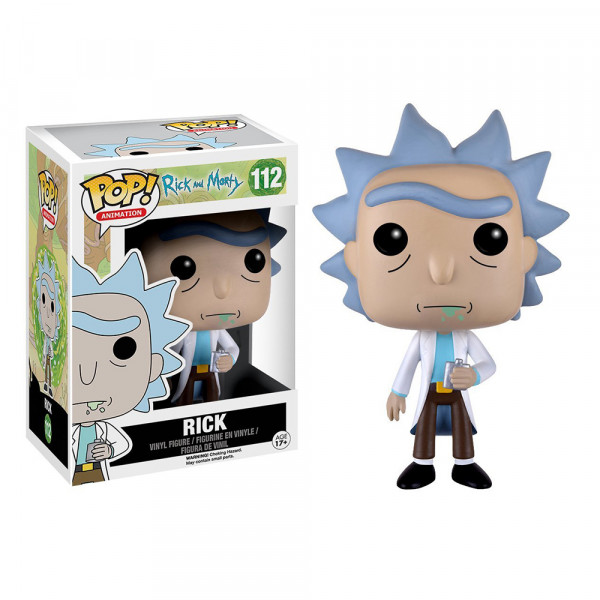 Funko POP! Rick and Morty: Rick