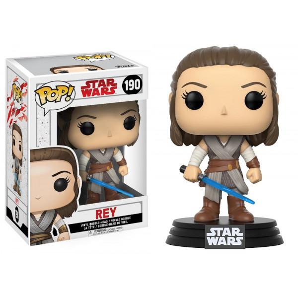 FUNKO POP Star Wars: Last Jedi Rey