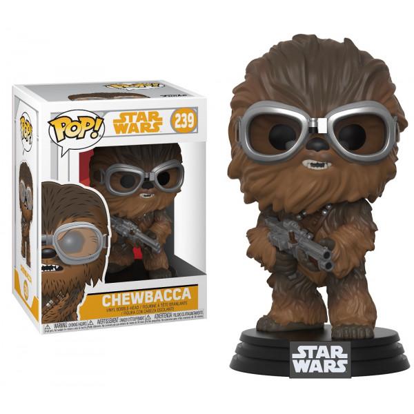 FUNKO POP Star Wars: Solo - Chewbacca