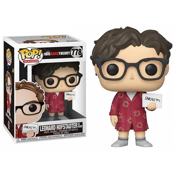 Funko POP! The Big Bang Theory S2: Leonard Hofstadter in Robe