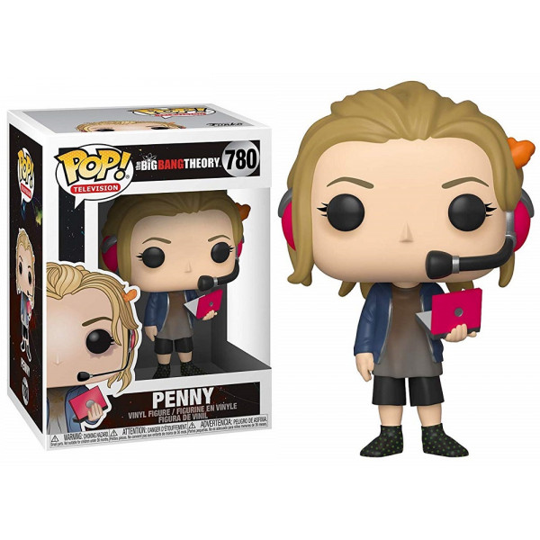 Funko POP! The Big Bang Theory S2: Penny