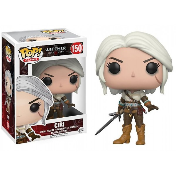 FUNKO POP The Witcher Ciri