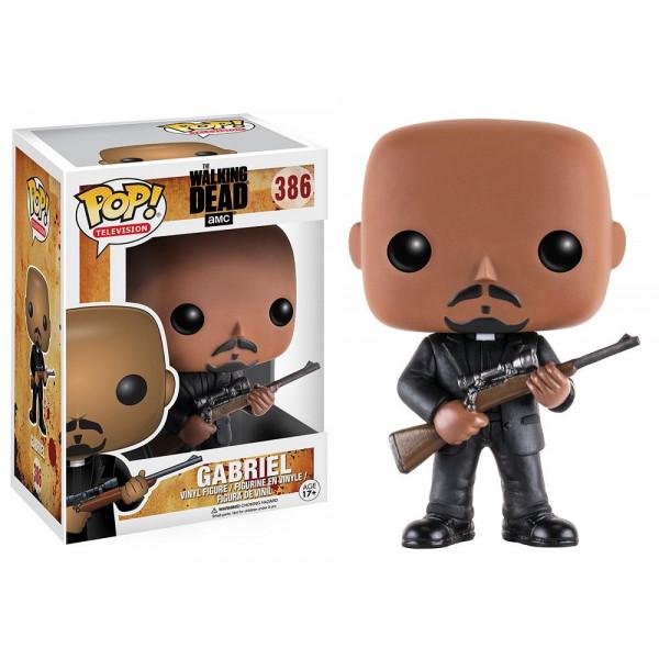 FUNKO POP TV The Walking Dead Gabriel