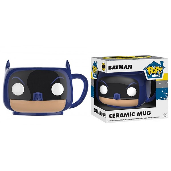 FUNKO POP! Home DC Batman POP! Ceramic Mug