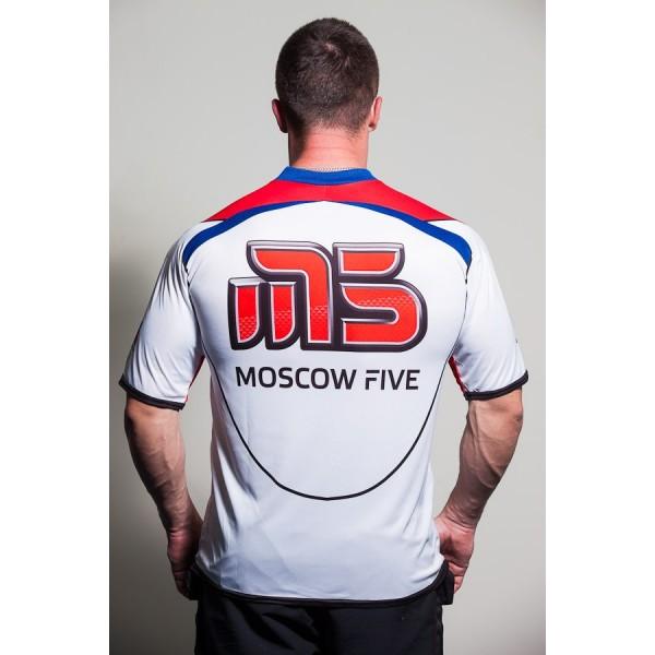 Футболка Moscow Five