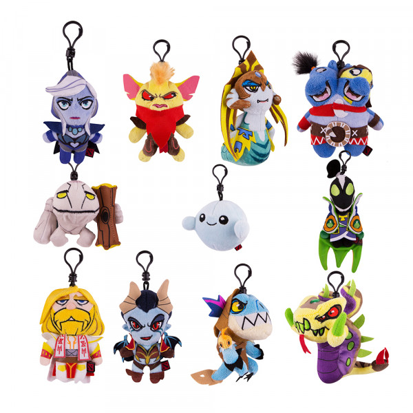 Dota 2 Micro Plush (Series Five)