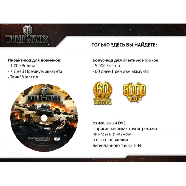 Набор World of Tanks ИС-7