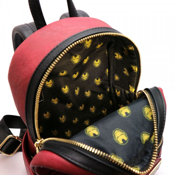 Loungefly Mini Backpack Marvel: Iron Man