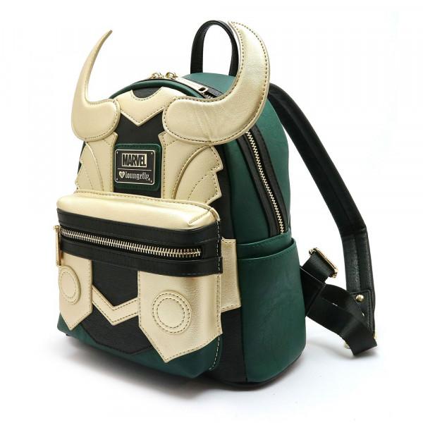 Loungefly Mini Backpack Marvel: Loki