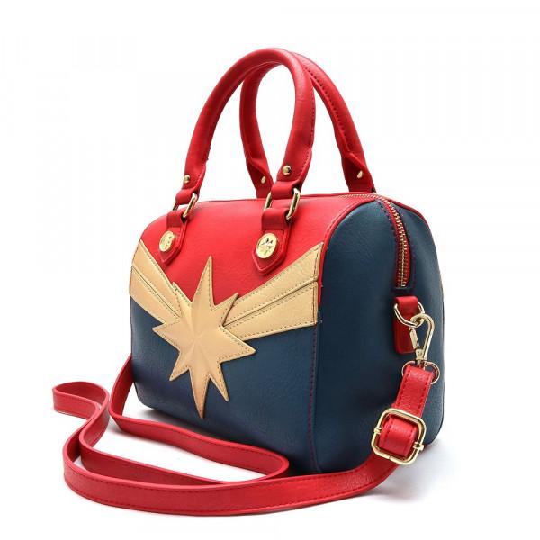 Loungefly Mini Bag Marvel: Captain Marvel