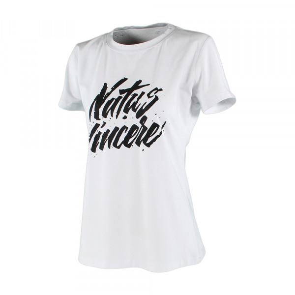 Футболка NaVi WOMAN Casual T-Shirt 2017 White