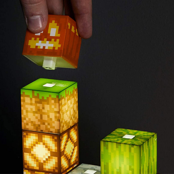 Paladone Light Minecraft: Block Building