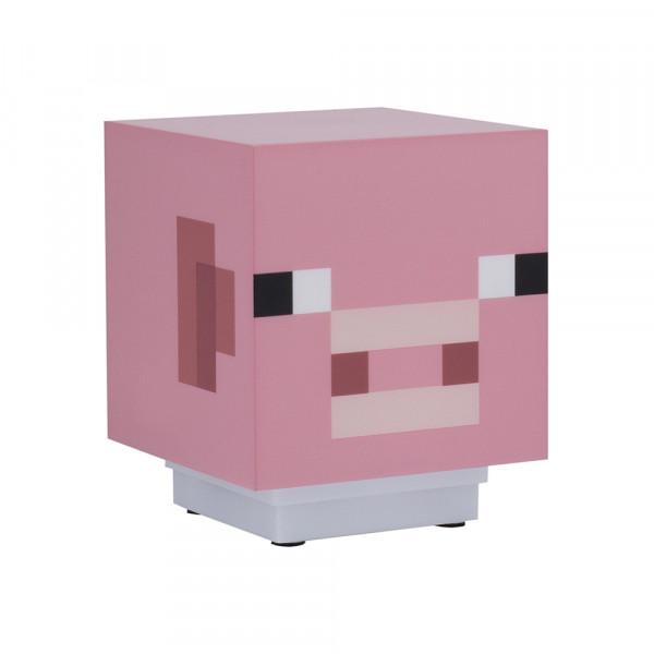 Paladone Light Minecraft: Pig Light with Sound